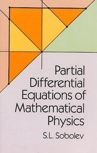9780486659640: Partial Differential Equations of Mathematical Physics (Dover Books on Physics)