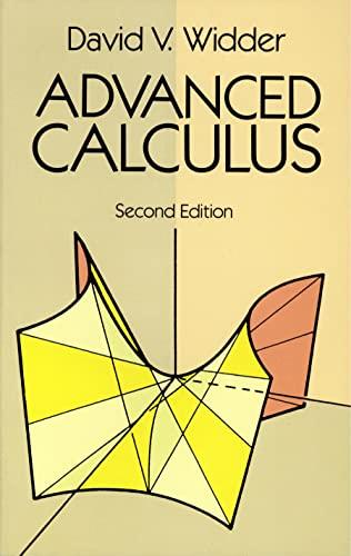 9780486661032: Advanced Calculus