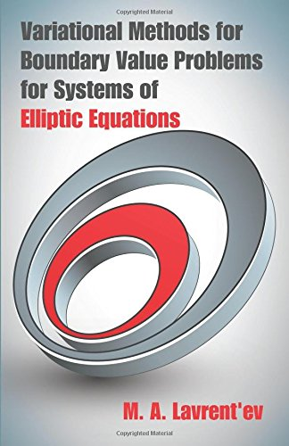 9780486661704: Variational Methods for Boundary Value Problems for Systems of Elliptic Equations