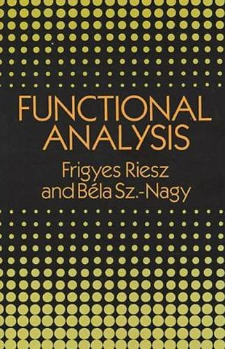 9780486662893: Functional Analysis (Dover Books on Mathematics)