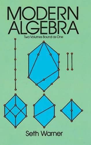 9780486663418: Modern Algebra (Dover Books on Mathematics)