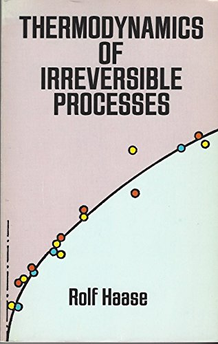 9780486663562: Thermodynamics of Irreversible Processes (Dover Books on Physics & Chemistry)