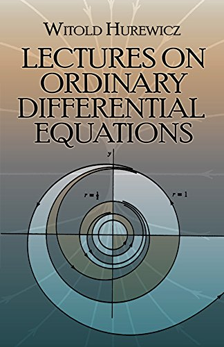 Lectures on Ordinary Differential Equations (Dover Books on Mathematics): Hurewicz, Witold