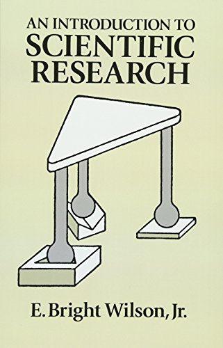 9780486665450: An Introduction to Scientific Research