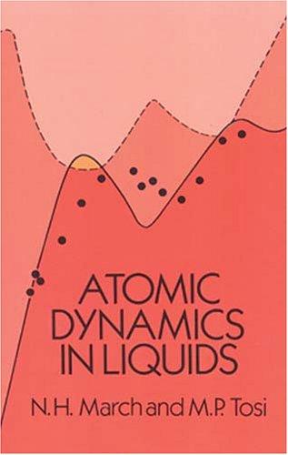 9780486665986: Atomic Dynamics in Liquids