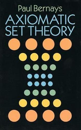 9780486666372: Axiomatic Set Theory (Dover Books on Mathematics)