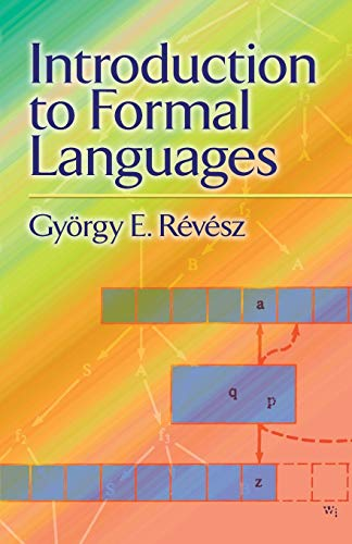 9780486666976: Introduction to Formal Languages (Dover Books on Mathematics)