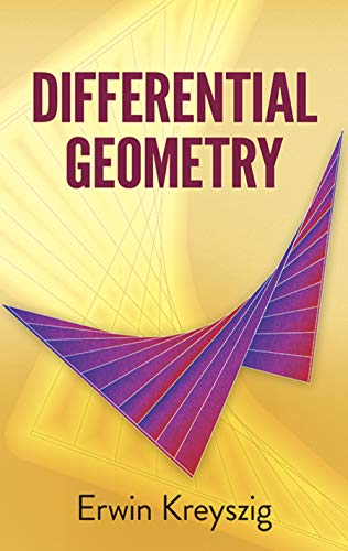 9780486667218: Differential Geometry (Dover Books on Mathematics)