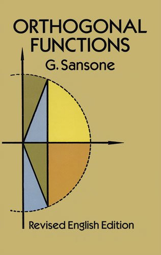 9780486667300: Orthogonal Functions: Revised English Edition (Dover Books on Mathematics)