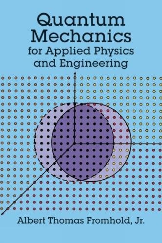 9780486667416: Quantum Mechanics for Applied Physics and Engineering (Dover Books on Physics)