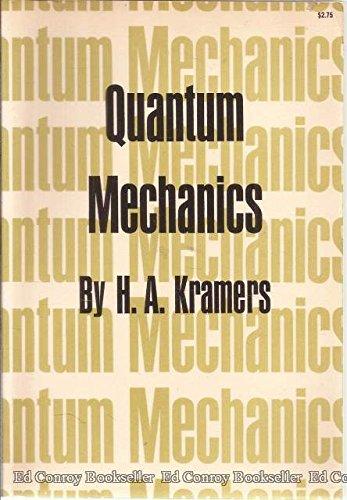 9780486667720: Quantum Mechanics