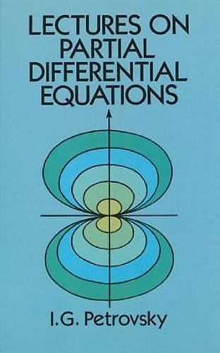 9780486669021: Lectures on Partial Differential Equations (Dover Books on Mathematics)
