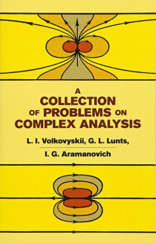 9780486669137: A Collection of Problems on Complex Analysis