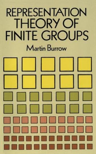 9780486674872: Representation Theory of Finite Groups (Dover Books on Mathematics)