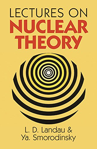 9780486675138: Lectures on Nuclear Theory (Dover Books on Physics)