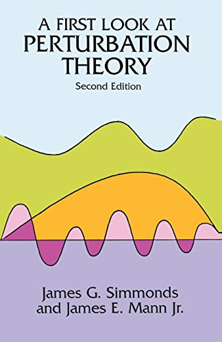 9780486675510: A First Look at Perturbation Theory