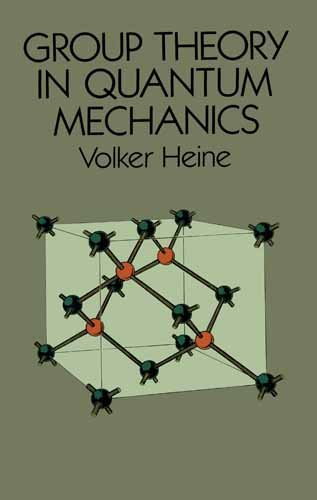 9780486675855: Group Theory in Quantum Mechanics (Dover Books on Physics and Chemistry)