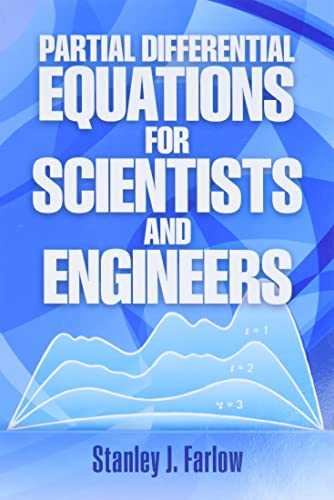 9780486676203: Partial Differential Equations for Scientists and Engineers
