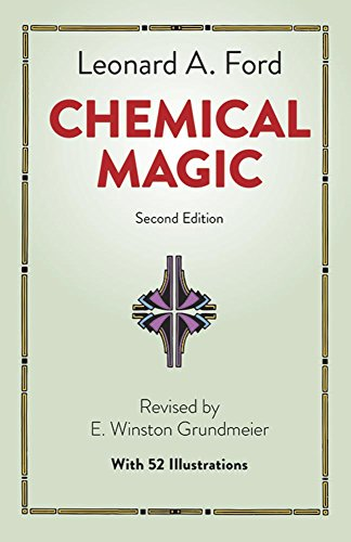 9780486676289: Chemical Magic (Dover Books on Chemistry)