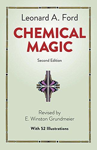 9780486676289: Chemical Magic (Dover Books on Chemistry)