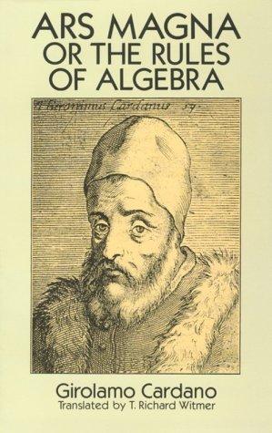 9780486678115: Ars Magna or the Rules of Algebra