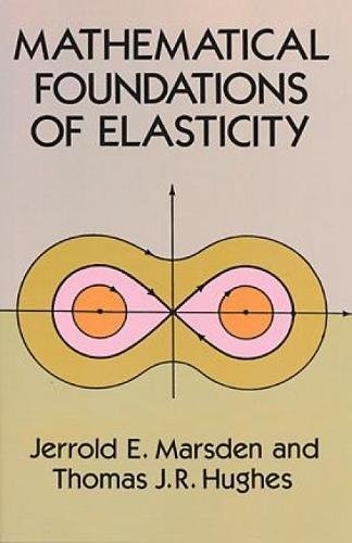 9780486678658: Mathematical Foundations of Elasticity (Dover Civil and Mechanical Engineering)