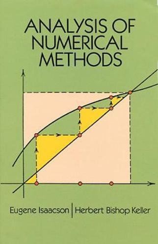 9780486680293: Analysis of Numerical Methods (Dover Books on Mathematics)