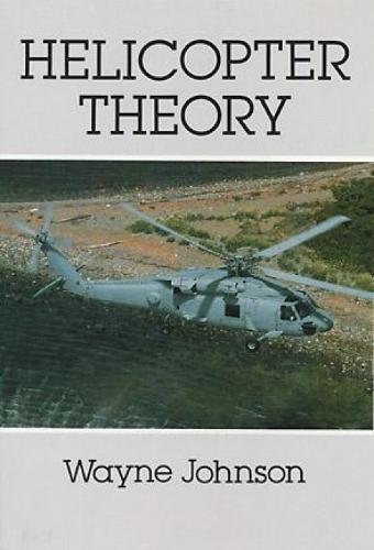 9780486682303: Helicopter Theory (Dover Books on Aeronautical Engineering)