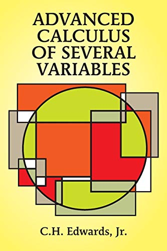 9780486683362: Advanced Calculus of Several Variables (Dover Books on Mathematics)