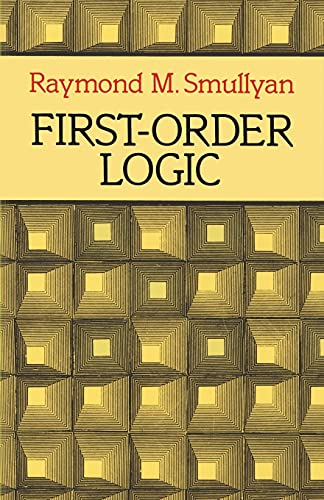 9780486683706: First-Order Logic (Dover Books on Mathematics)