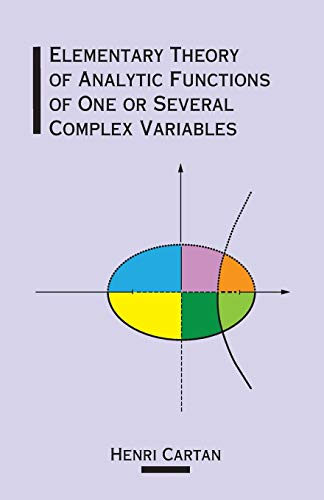 9780486685434: Elementary Theory of Analytic Functions of One or Several Complex Variables