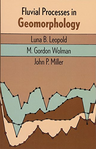 9780486685885: Fluvial Processes in Geomorphology (Dover Earth Science)