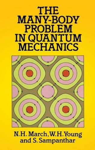9780486687544: The Many-Body Problem in Quantum Mechanics