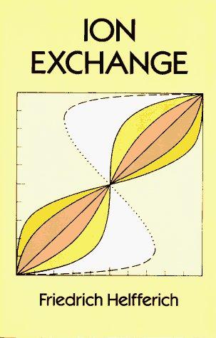 9780486687841: Ion Exchange (Dover Science Books)