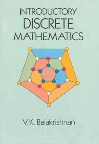 9780486691152: Introductory Discrete Mathematics
