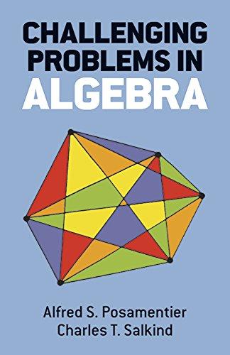 9780486691480: Challenging Problems in Algebra (Dover Books on Mathematics)