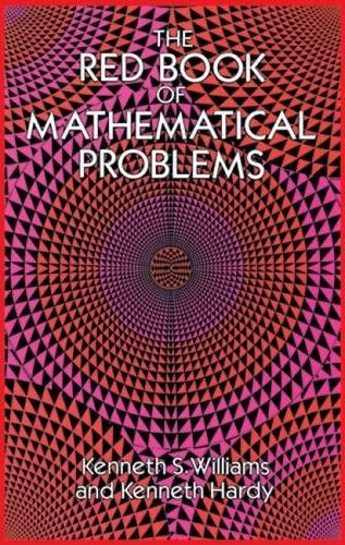 9780486694153: The Red Book of Mathematical Problems (Dover Books on Mathematics)
