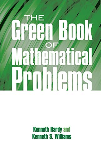 9780486695730: The Green Book of Mathematical Problems (Dover Books on Mathematics)