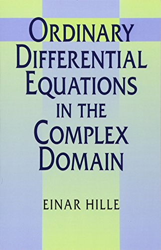 9780486696201: Ordinary Differential Equations in the Complex Domain