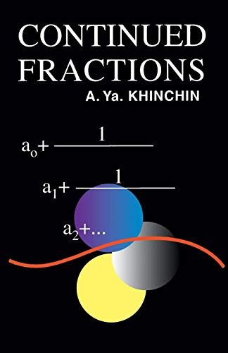 9780486696300: Continued Fractions (Dover Books on Mathematics)