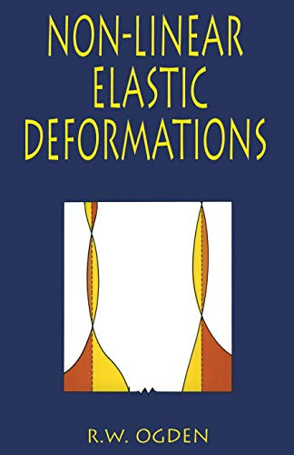 9780486696485: Non-Linear Elastic Deformations (Dover Civil and Mechanical Engineering)