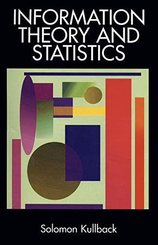 9780486696843: Information Theory and Statistics