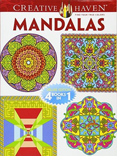 9780486779317: Dover PublicationsCreative Haven Mandalas
