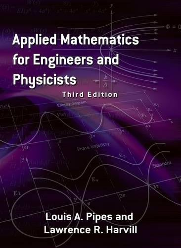 9780486779515: Applied Mathematics for Engineers and Physicists: Third Edition (Dover Books on Mathematics)