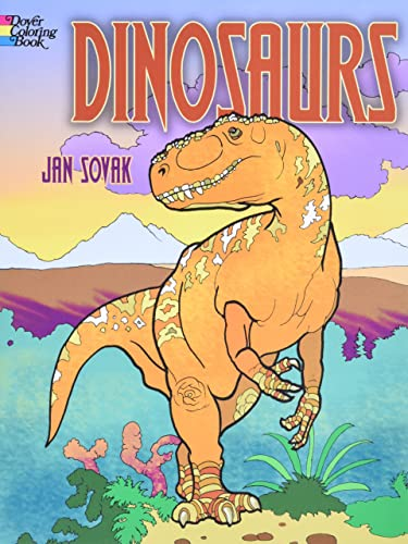 9780486779607: Dinosaurs Coloring Book (Dover Coloring Books for Children)