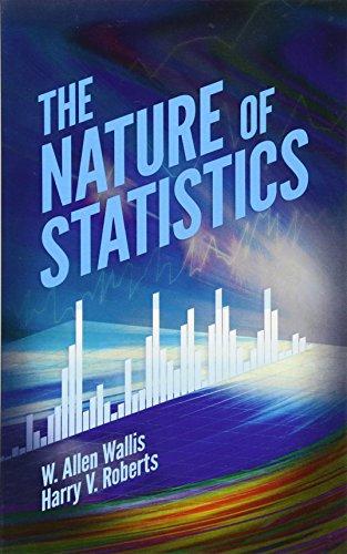 9780486779690: The Nature of Statistics (Dover Books on Mathematics)