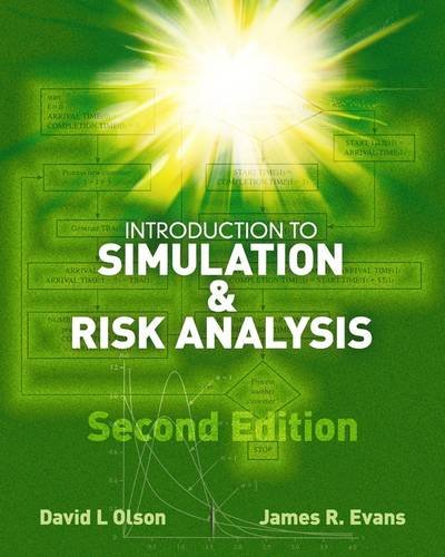 9780486779898: Introduction to Simulation and Risk Analysis, Second Edition