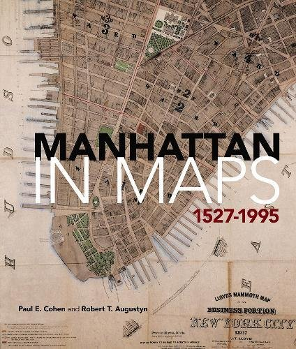 9780486779911: Manhattan in Maps 1527-2014