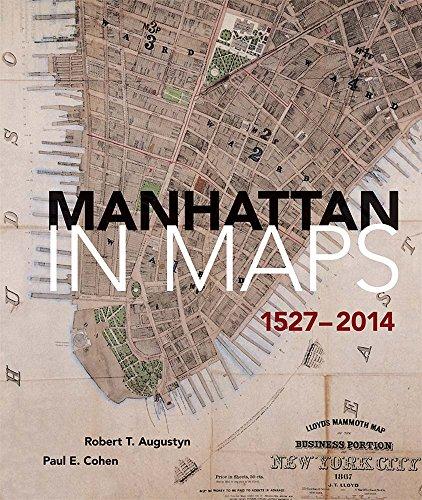 9780486779911: Manhattan in Maps 1527-2014