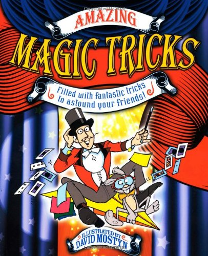 Amazing Magic Tricks: Canavan, Thomas